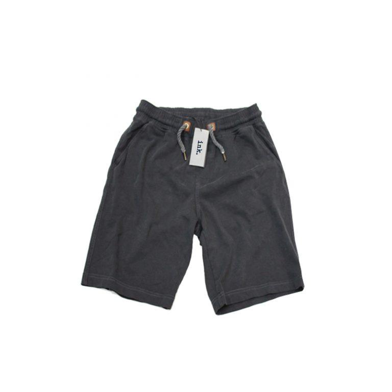 Bacon charcole grey sweat shorts copy