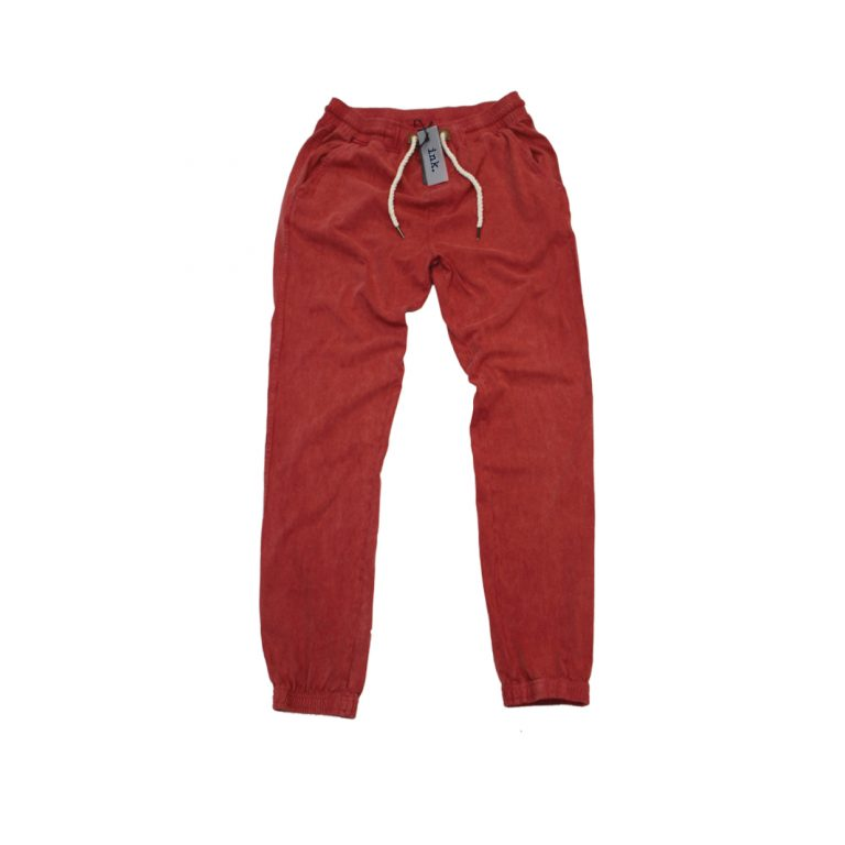Bacon flaming red sweat pants