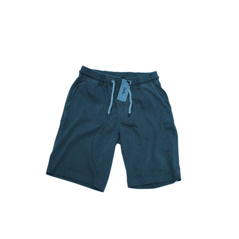 Bacon petrol ink sweat shorts copy