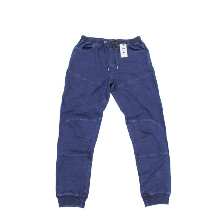 Klein indigo sweats pants copy