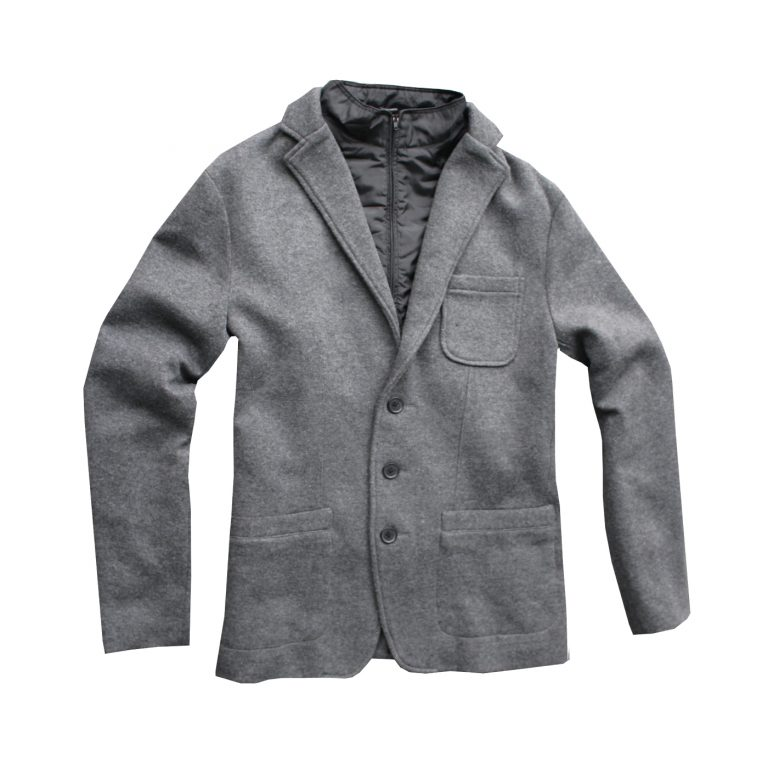 Polloack knited blazer